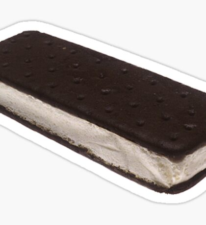 Ice Cream Sandwich Sticker