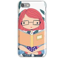 The Book Queen iPhone Case/Skin