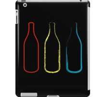 Bottles sketched  iPad Case/Skin