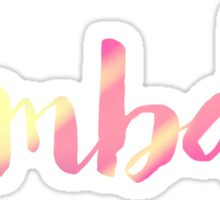 lambda Sticker