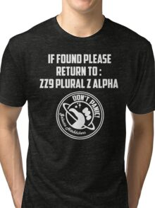 If Found.... Tri-blend T-Shirt