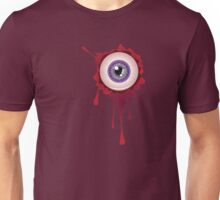 Halloween Bloody Eyeball 2 Unisex T-Shirt