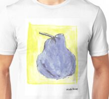 Pêra azul Unisex T-Shirt