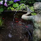 Conservatory Fountain by Jeanette Varcoe.