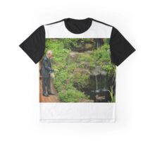 Feeding the Ducks Graphic T-Shirt