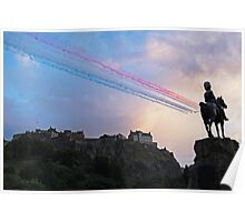 Images of Edinburgh Poster