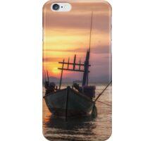 Kep Sunset Cambodia iPhone Case/Skin
