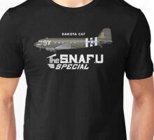 DAKOTA C47 SKYTRAIN - SNAFU SPECIAL  Unisex T-Shirt