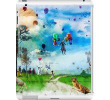 The Land of Stories & Nursery Rhymes iPad Case/Skin