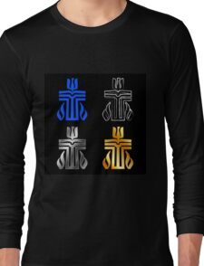 Symbol of Presbyterian religion Long Sleeve T-Shirt