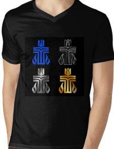 Symbol of Presbyterian religion Mens V-Neck T-Shirt