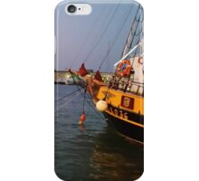 Twilight At The Harbour iPhone Case/Skin