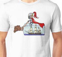 Sailor knight Unisex T-Shirt