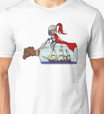 Sailor knight Unisex T-Shirt