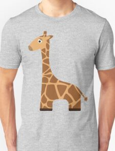 Cute cartoon giraffe T-Shirt