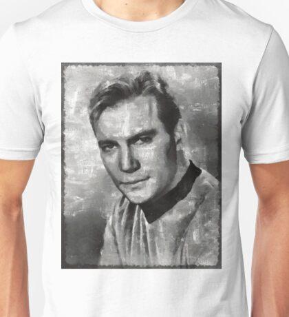William Shatner Star Trek's Captain Kirk Unisex T-Shirt