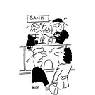Banking. Checking the state of a bank account by Nigel Sutherland