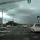 Sunshine Coast Storm Front by V1mage