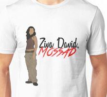 Ziva David, Mossad Unisex T-Shirt