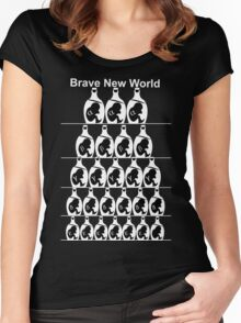 Brave New World Women's Fitted Scoop T-Shirt