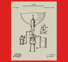 Method of and Apparatus for bottling beer-1884 One Piece - Short Sleeve