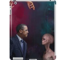 Alienated Alien Nation iPad Case/Skin