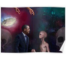 Alienated Alien Nation Poster