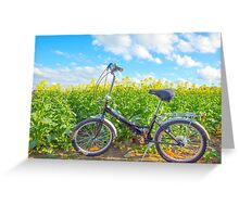 Canola At Youanmite... Greeting Card