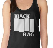 black flag Women's Tank Top