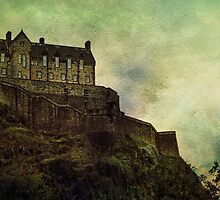 Edinburgh Castle by Agnes McGuinness