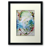 UNTITLED V Framed Print
