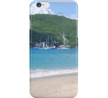 BEQUIA BEACH iPhone Case/Skin