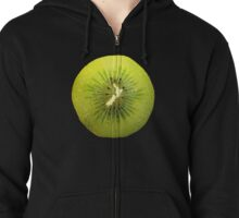 Kiwi to the Core Zipped Hoodie