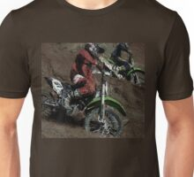 Turning Point - Motocross Racing Unisex T-Shirt