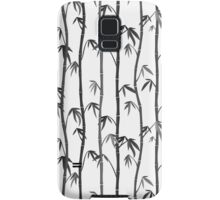 Bamboo stems Samsung Galaxy Case/Skin
