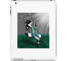 Swinging Fox iPad Case/Skin