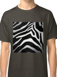 Zebra texture Classic T-Shirt