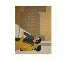 Hotel Chevalier Art Print