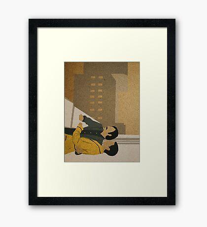 Hotel Chevalier Framed Print
