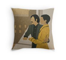 Hotel Chevalier Throw Pillow