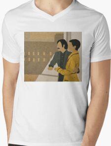 Hotel Chevalier Mens V-Neck T-Shirt