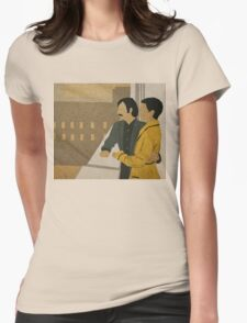 Hotel Chevalier Womens Fitted T-Shirt