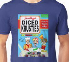 Diced Krusties Unisex T-Shirt