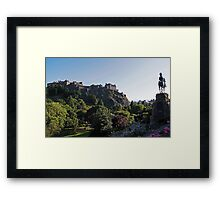 Images of Edinburgh Framed Print