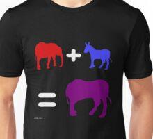 R & D Ends (Dark Background) Unisex T-Shirt