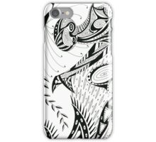 Pen & Ink iPhone Case/Skin