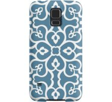 Seamless floral tiling pattern Samsung Galaxy Case/Skin