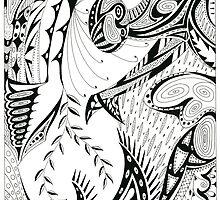Pen & Ink by Jeno Futo