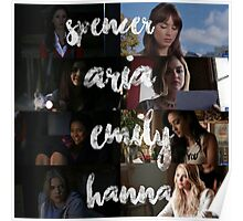 The Liars Transformation Poster