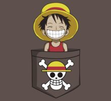 Cheeky Pirate One Piece - Short Sleeve